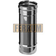 Труба 0,5 d=110 Ferrum фото