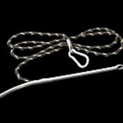 Кукан веревочный ø8мм фото