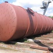 Одностенный резервуар 75 кубических метров фото