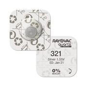 Батарейка для часов Rayovac 321 (SR 616 SW) фото