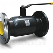 Кран шаровый фланцевый стальной LD, (Ру - 40/25) , Ду 150 мм, Масса 18,4 кг фото