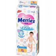Подгузники MERRIES XL (12-20 кг) 44 шт фото