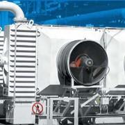 Холодильный осушитель сжатого воздуха большой производительности серии ОСВ-30 фото