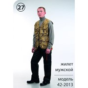 Жилет мужской М-42 фото