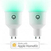 Комплект умных ламп LIFX Colour GU10 2 шт (HB2L3GU10) фото