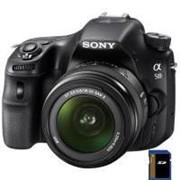 Цифровой фотоаппарат SONY Alpha A58 + 18-55 kit (SLTA58K.CEC) фото