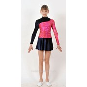 Платье танцевальное П1580 фото