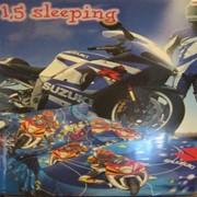 Постельное белье для детей Мотоциклы фото