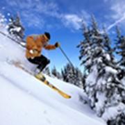 Горные лыжи в Украине фото