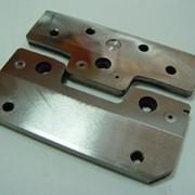 Изготовление ножей с использованием металлокерамических сплавов для режущей кромки. фото