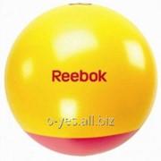 Мяч для фитнеса (фитбол) усиленный Reebok 65 см RAB-40016MG фото