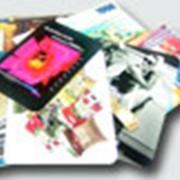 Печать трафаретная: визитки, конверты, бланки, папки, наклейки фото