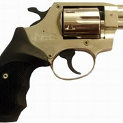 Травматический револьвер SAFARI 820G, никель/пластик фото