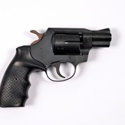 Травматический револьвер SAFARI 820G, черный/резина-металл фото