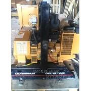 Генератор Электростанция 13,5 кВа CAT Olympian GEL15/W2 (дизель) фото