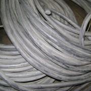 Шнуры резиновые круглого сечения резиновые 1-1П фото