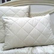 Подушка льняная спальная