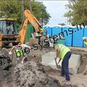 Обслуживание наружных сетей канализации фото