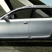 Автомобиль Audi A6 allroad quattro