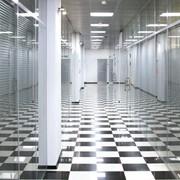 Алюминиевые интерьерные перегородки фото