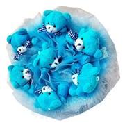 Букет из мягких игрушек Baby Blue 5014 фото