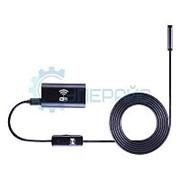 Видеоэндоскоп WiFi HD720P (полужесткий кабель, 5 м) фото