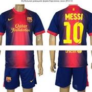 Футбольная домашняя форма Барселона сезон 2012-13 фото