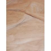 Мех Velboa (мокрый эффект) для верхней одежды beige-2 фото