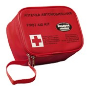 Аптечка первой помощи (автомобильная) Премиум-класс фото