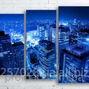 Модульна картина на полотні Японія код КМ100130-068 фото