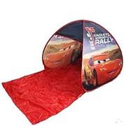 Палатка детская - домик Тачки GFA-062 фото