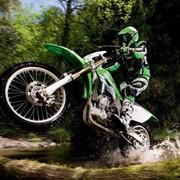 Прокат мотоцикла эндуро. фото