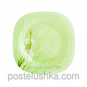 Тарелка десертная Luminarc Aime Carina Sofiane green 190 мм J7808 фото