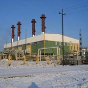 Электростанции газотурбинные ЭГ-8000 фото