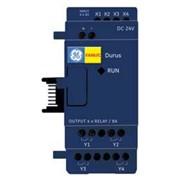 Аппаратура автоматического управления. Контроллеры (ПЛК, PLC), Profibus-DP slave - коммуникационный модуль расширения, питание 24V DC GE Fanuc IC210EPS001 фото