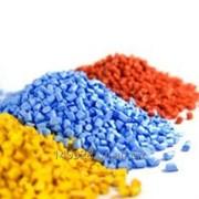 Промышленный полимер фото