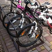 Велосипедные парковки фото