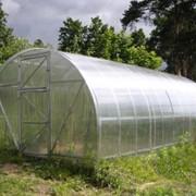 Теплица под сотовый поликарбонат в ассортименте 2,3,4 шириной и 4,6,8 длиной фото