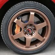 Покраска колёсных, автомобильных дисков фото