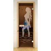 """Двери для саун """"ALDO"""" (Россия) Диана фото"""