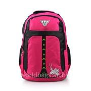 Городской рюкзак 07-2 розовый фото