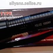 Электрошокер ZZ-1168 Police 10000KV фото