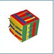 Куб дидактический фото