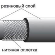 Рукав резиновый напорный с нитяным усилением длинномерные ТУ 38.105998-91 фото