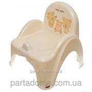 Горшок-кресло Tega веселка ms-012 teddy bear беж фото