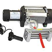 Лебедка электрическая индустриальная СТОКРАТ HD 15.5 WP24, 24V, 6.0 л.с. фото