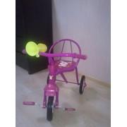Детский велосипед-гвоздик. фото