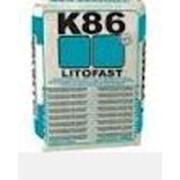 Клей К86/LITOFAST фото