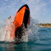 Подводный болид SEABOB CAYAGO F7. фото