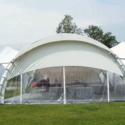 Свадебный шатёр, выставочный павильон, шатёр для торжеств. фото